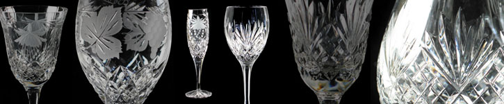 Classic English Crystal Collection