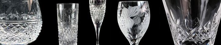 Tutbury Crystal Collection
