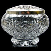 9 inch Round Sided Rose Bowl Westminster