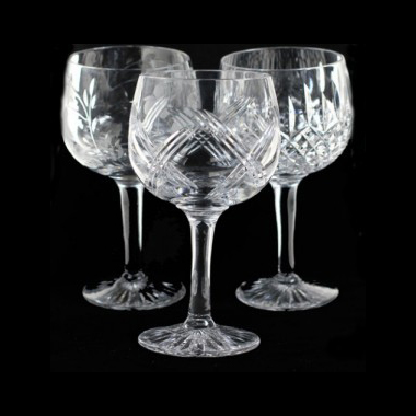 Gin Glasess + Gin Goblets
