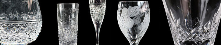 Tutbury Crystal Collection