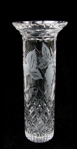 10 inch Daff Vase Grapevine