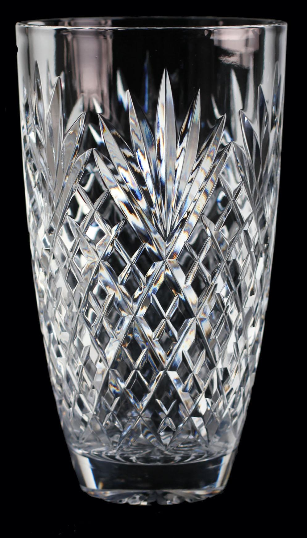 8 inch Cylinder Vase Westminster