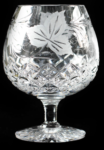 Grapevine 20oz Brandy Glass