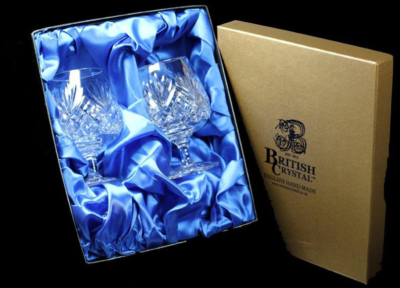 Presentation Box of 2 Westminster Brandys