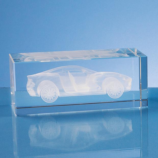 20cm Optical Crystal Rectangle*