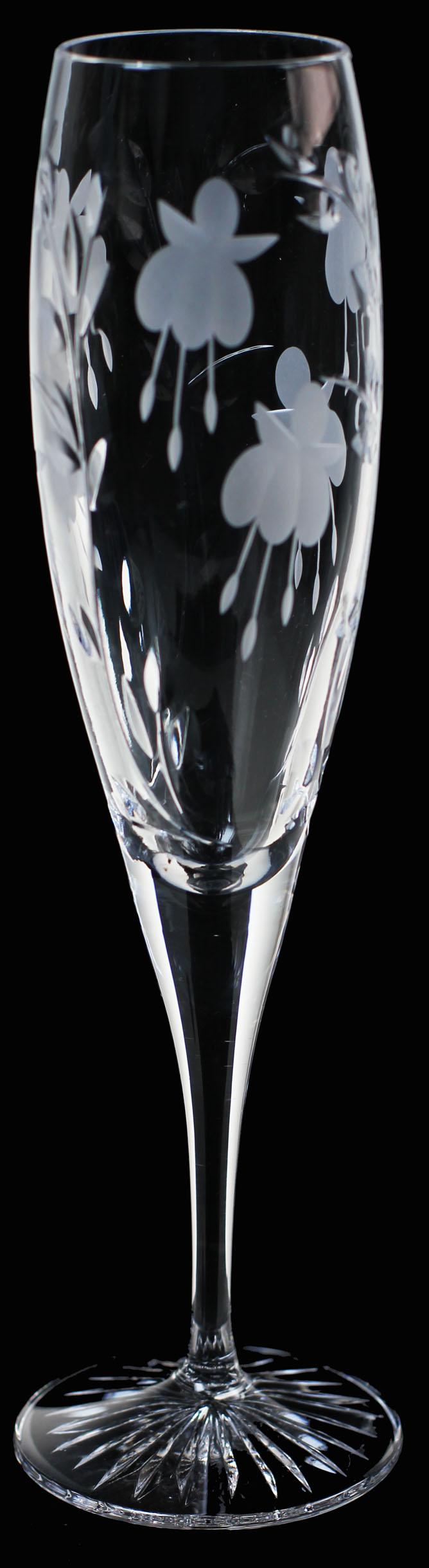 Fuchsia Diana Flute