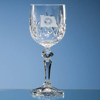 170ml Flamenco Crystalite Panel Wine Glass