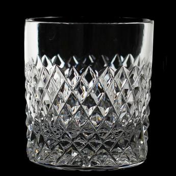 Ice Diamond Half Pint Rummer