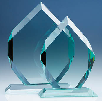 25.5cm CrystalEdge Jade Royal Diamond