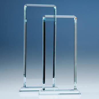 28cm CrystalEdge Clear Echo Award