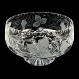 7 inch Plinth Bowl Grapevine
