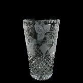 8 inch Con Vase Grapevine